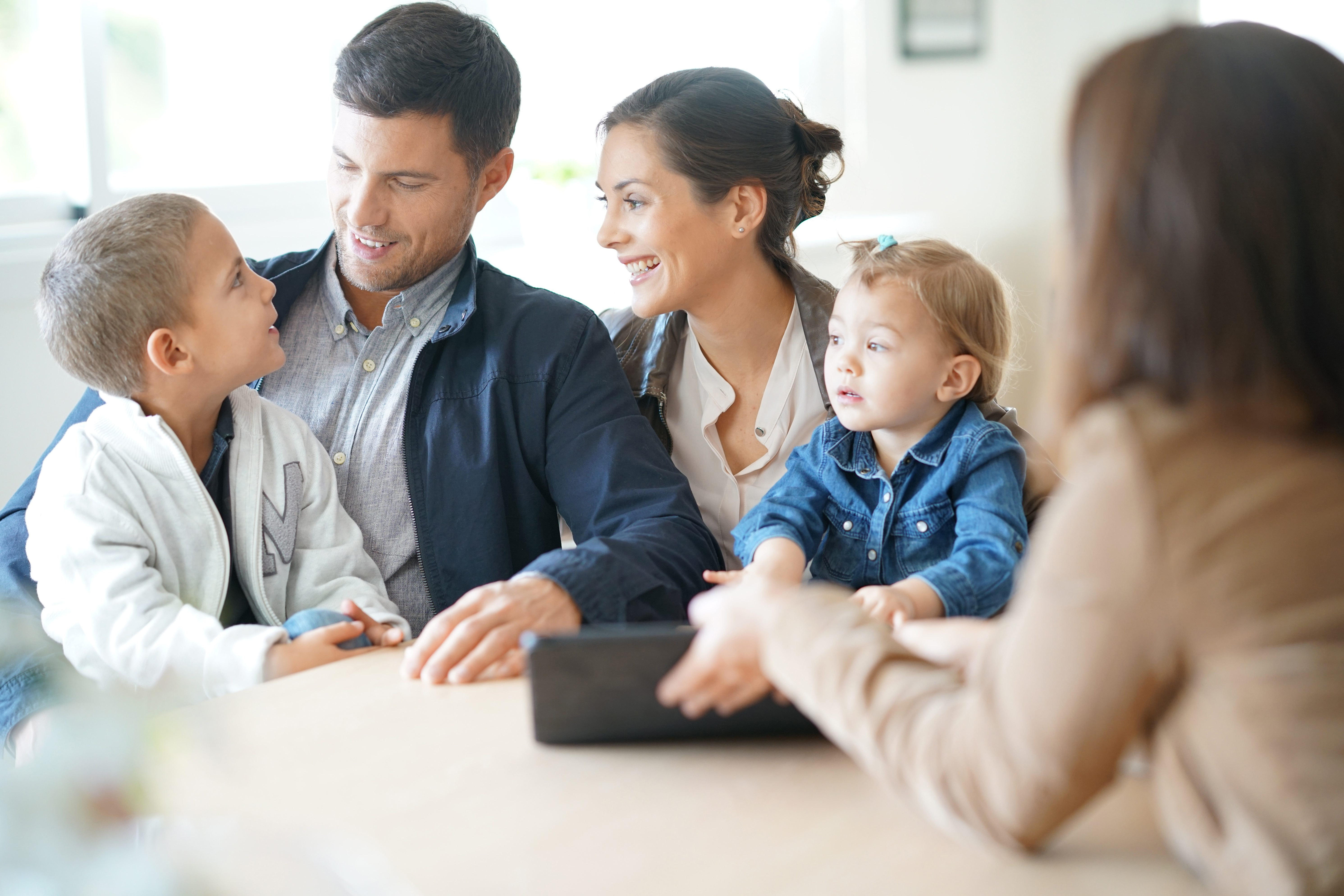 Financial planning as a family